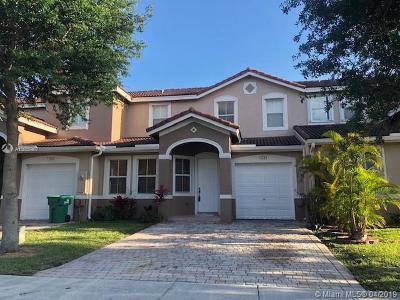 Homestead Condo For Sale: 13844 SW 275th Ter