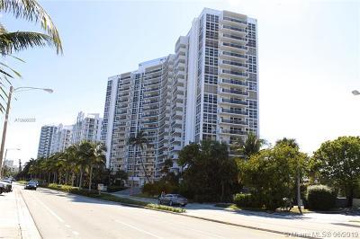 Fort Lauderdale Condo For Sale: 2841 N Ocean Blvd #1105