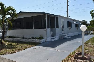 Pompano Beach Single Family Home For Sale: 112 NW 48th Ct.