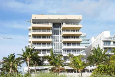 Bentley Beach Condo, The Hilton Bentley, Hilton Bentley Beach Condo For Sale: 101 Ocean Dr #902