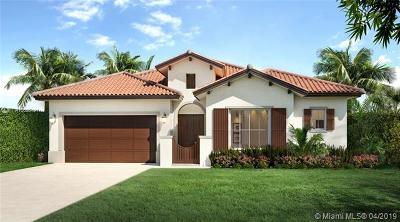 Miami Single Family Home For Sale: 15242 SW 176th Ln