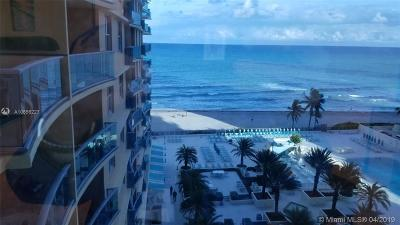 Hollywood Condo For Sale: 2501 S Ocean Dr #919