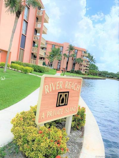 Fort Lauderdale Condo For Sale: 1350 River Reach Drive #311
