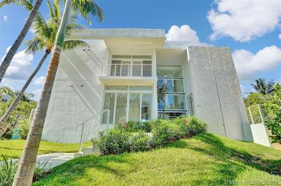 Key Biscayne Single Family Home For Sale: 610 Ridgewood Rd