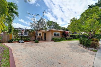 Miami Single Family Home For Sale: 8550 SW 126th Ter