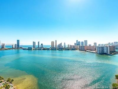 Aventura Condo For Sale: 4000 Island Blvd #2907