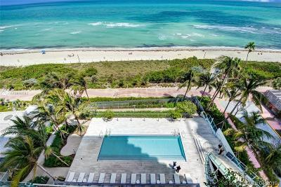 Miami Beach Condo For Sale: 6901 Collins Ave #701