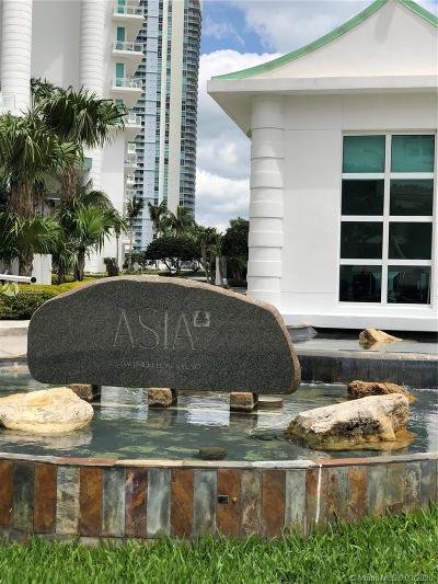 Asia Condo, Asia Condominium, Asia Condo For Sale: 900 Brickell Key Blvd #2302