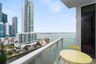 Miami-Dade County Condo For Sale: 601 NE 27th Street #1201