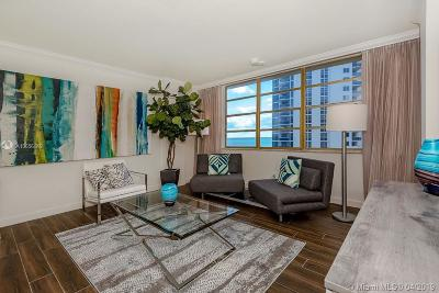 Sunny Isles Beach Single Family Home For Sale: 19201 S Collins Ave #504