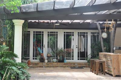 Miami Beach Single Family Home For Sale: 3467 Prairie Ave