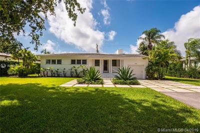 Coral Gables Single Family Home For Sale: 530 Alminar Ave