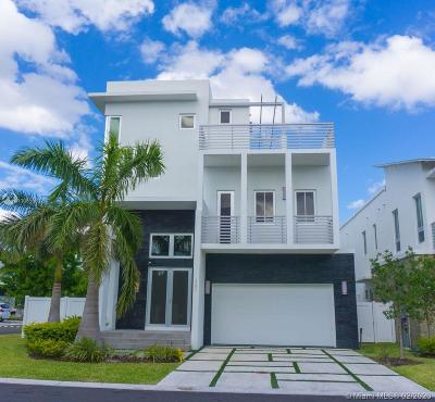 Miami Single Family Home For Sale: 8291 NW 34th St