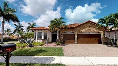 Cooper City Single Family Home For Sale: 3718 NW 87th Ave