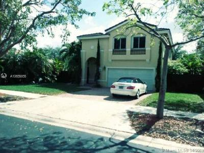 Doral Single Family Home For Sale: 4797 NW 109th Ct