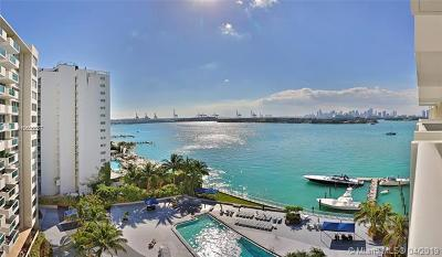Miami Beach Rental For Rent: 1200 West Ave #1030