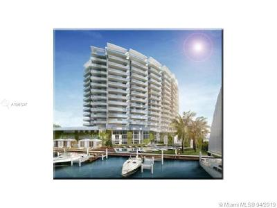 Miami Beach Condo For Sale: 6700 Indian Creek Dr #1201