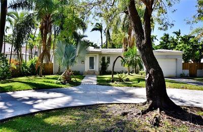 Miami-Dade County Single Family Home For Sale: 630 NE 55th Ter