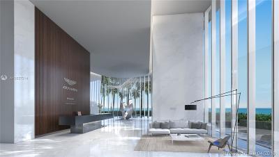 Miami-Dade County Condo For Sale: 300 Biscayne Blvd Way #4003