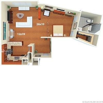 Rental Leased: 1500 Bay Rd #C-901