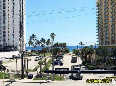 Hollywood Condo For Sale: 2600 S Ocean Dr #S313