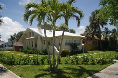 Palm Beach County Single Family Home For Sale: 5301 N Flagler Dr