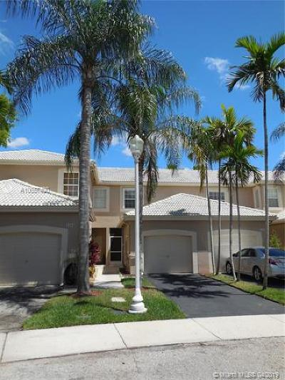 Weston Condo For Sale: 1884 Salerno Cir #1884