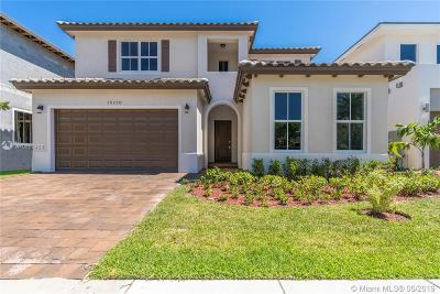 Miami Single Family Home For Sale: 15220 SW 175th St
