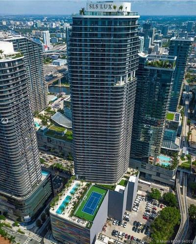 Miami Condo For Sale: 801 S Miami Ave #4502