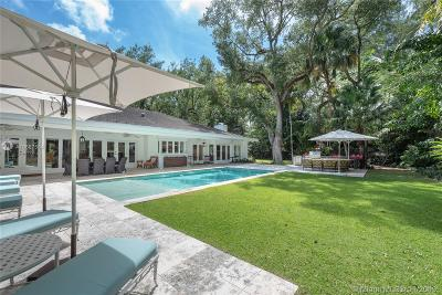 Coral Gables Single Family Home For Sale: 4685 SW 74th St