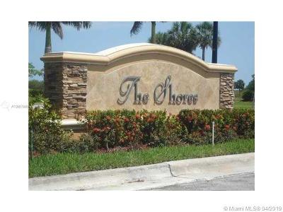 Cutler Bay Condo For Sale: 9217 SW 227th St #9