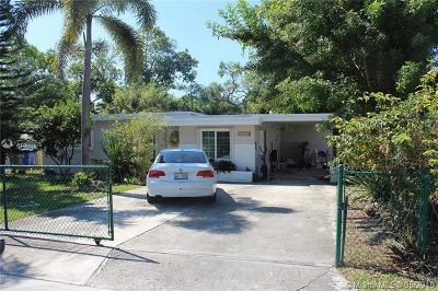 Hollywood Single Family Home For Sale: 6308 Arthur St