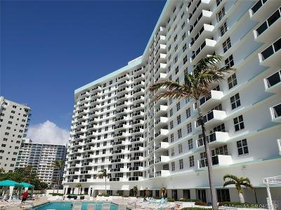 Hollywood Condo For Sale: 3725 S Ocean Dr #1620