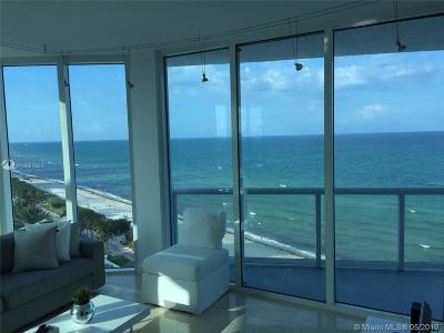 Miami Beach Rental For Rent: 6515 Collins Ave #1102