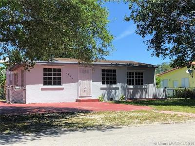 Miami Gardens Single Family Home For Sale: 2835 NW 169 Ter