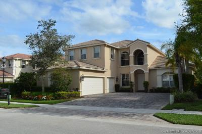Palm Beach Gardens Single Family Home For Sale: 104 Alegria Way