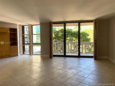 Key Biscayne Condo For Sale: 1121 Crandon Blvd #D205