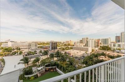 Paramount Bay, Paramount Bay Condo, Paramount Bay Miami Rental For Rent: 2020 N Bayshore Dr #1107