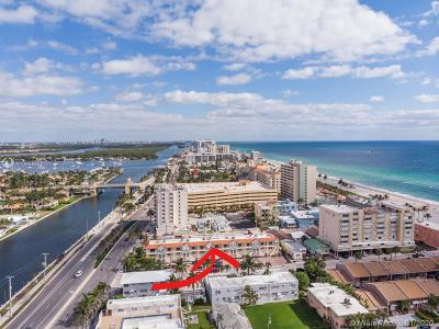 Broward County Condo For Sale: 345 Virginia St #6