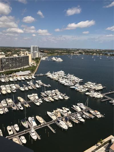 North Palm Beach Condo For Sale: 100 Lakeshore Dr #2254