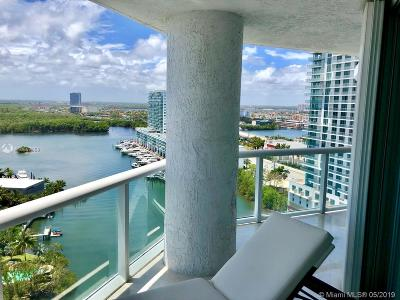Oceania 5, Oceania Tower 5, Oceania V Condo, Oceania V Rental For Rent: 16500 Collins Ave #1855