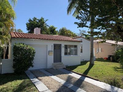 Coral Gables Single Family Home For Sale: 833 Granada Groves Ct