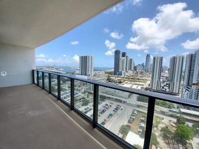 Miami Condo For Sale: 1600 NE 1 #2207