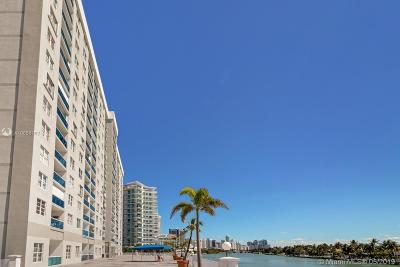 Miami Beach Condo For Sale: 6770 Indian Creek Dr #5D