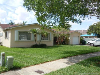 Single Family Home For Sale: 10970 SW 107th Ave