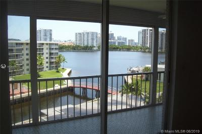 Aventura Condo For Sale: 2905 Point East Dr #L616