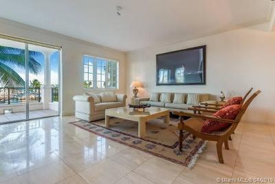 Miami Beach Condo For Sale: 19133 Fisher Island Dr #19133