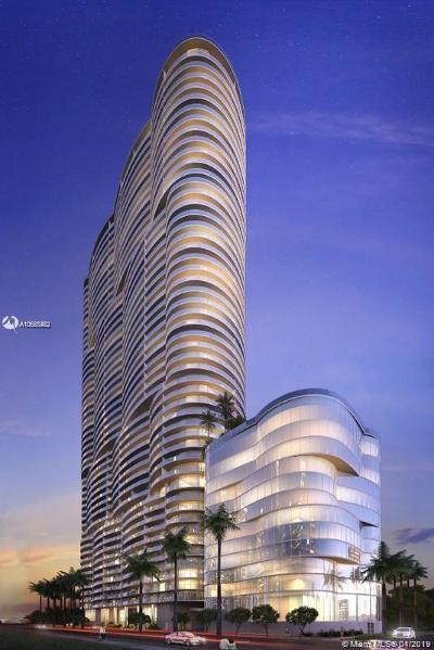 Aria On Th Bay, Aria On The Bay, Aria On The Bay Condo, Aria On The Bay Condominiu, Aria On The Bay Corner, Aria On The Bay Unit 2104 Condo For Sale: 488 NE 18 St #4407