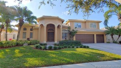 Pembroke Pines Single Family Home For Sale: 1934 NW 168th Ave