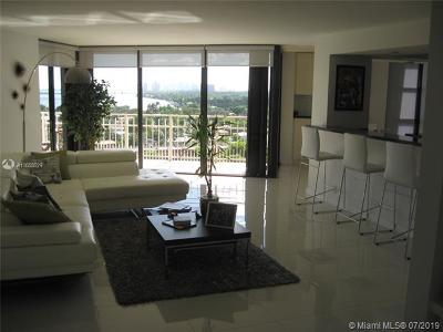 Miami Condo For Sale: 1000 Quayside Ter #1212